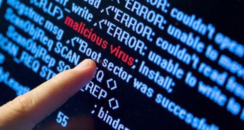 como detectar malware en mi laptop