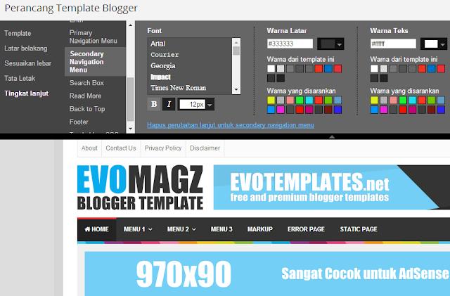 Evo Magz V3.3 Seo Responsive Blogger Template | Template Premium Keren Abis, Seo, Dan Responsive by Anas Blogging Tips