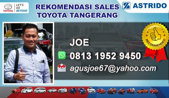 Rekomendasi Sales Astrido Toyota Bitung
