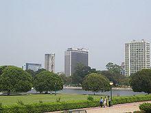 development in kolkata