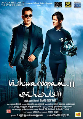 Vishwaroopam 2 2018 Hindi Dubbed Pre-DVDRip 400Mb x264
