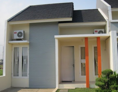 model atap rumah minimalis baru type 36