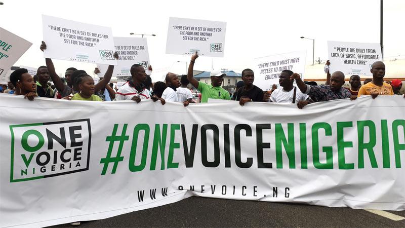 Anti-Buhari protests to return on May 29