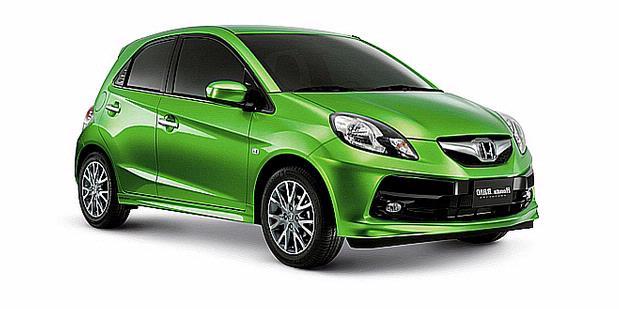 2020 Honda Brio Spec dan Harga SPESIFIKASI DAN HARGA