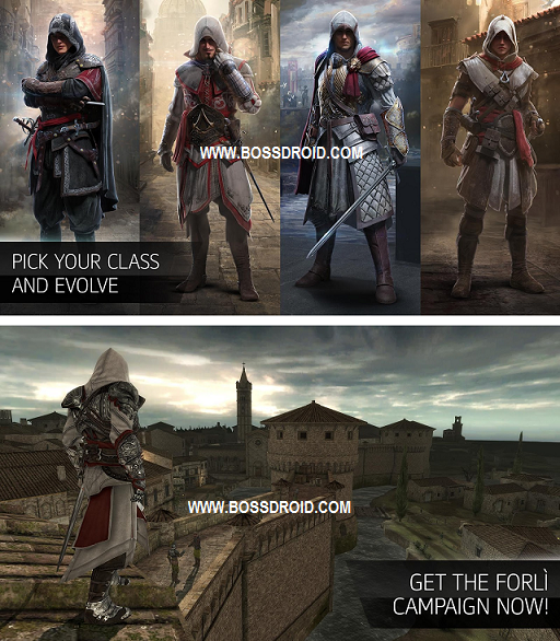 Download Assassin's Creed Identity Apk Data V2.54 Terbaru (Game RPG)