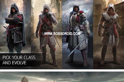 Assassin's Creed Identity Apk Data V2.54 Terbaru (Game RPG)