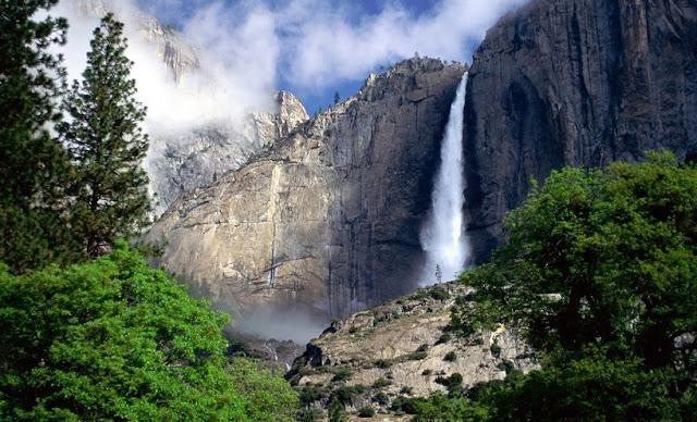 Parque Nacional de Yosemite na Califórnia