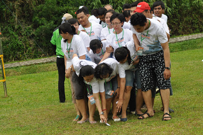 Team Work  Outbound