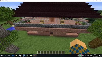 házak építése minecraft