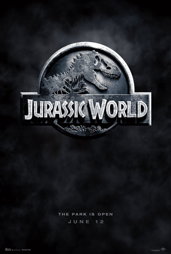 Poster 3: Jurassic World