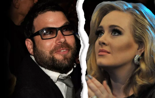 Songtress Adele Divorces Husband, To Lose Half Of Her  £145m Fortune.