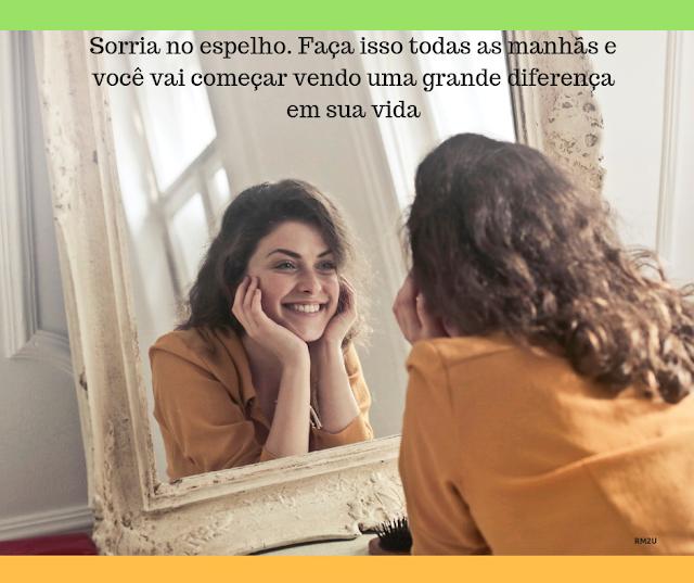 Sorria no espelho