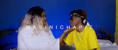 New Videos : Sister Fay Ft. Hollystar - Wasinichapie (Official Video) Mp4 Download 1