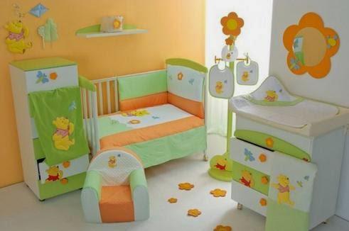 Combinaci n de colores para la habitaci n de tu hijo - Combinacion colores habitacion ...