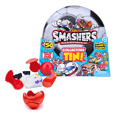 Mummy's Space: SMASHERS Review, Rebuild & Giveaway