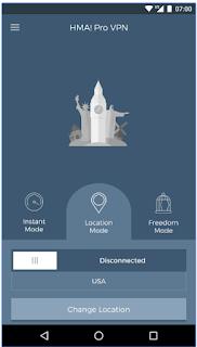 terhubung ke Kumpulan Remaja : VPN