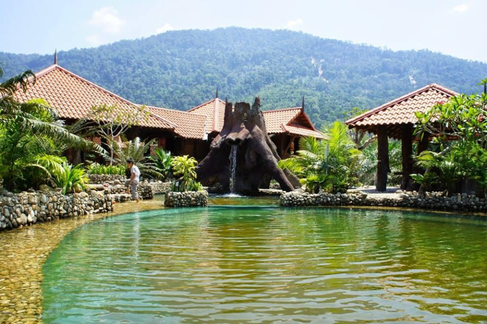 Berita TV Malaysia: Agro & Eco Resort Sahom Valley Perak