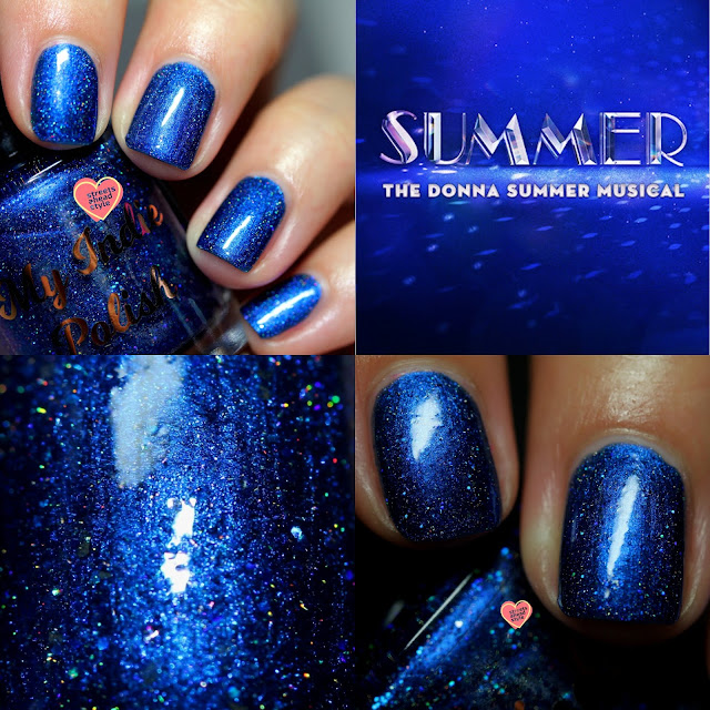 My Indie Polish Summer swatch by Streets Ahead Style