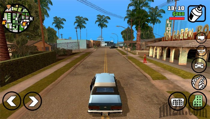 GTA San Andreas For Android v1.03 APK + Data