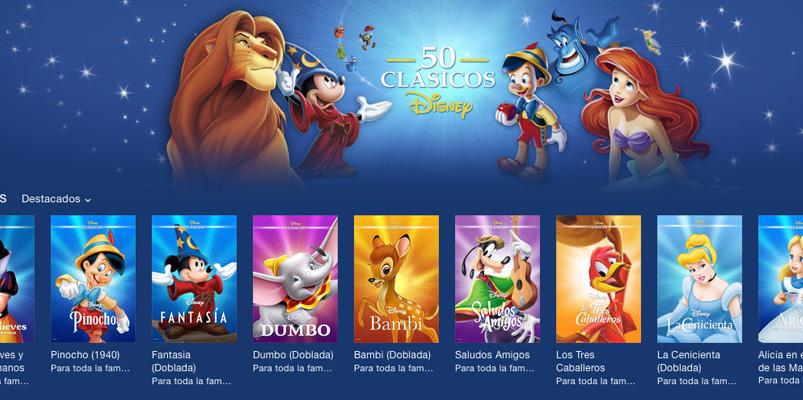 Bebipeliculasyseries Descargar Cololeccion 50 Peliculas Infantiles Clasicos Disney Hd Latino