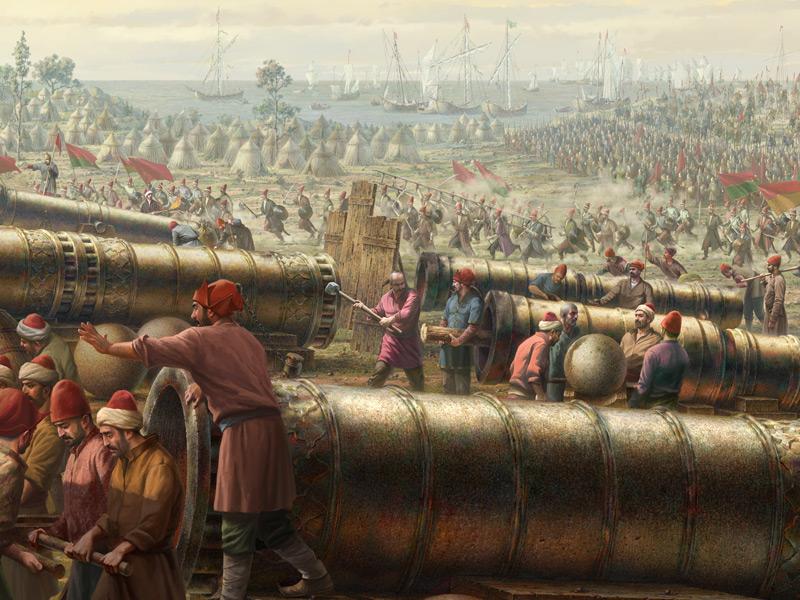 karadan gemilerin yürütülmesi