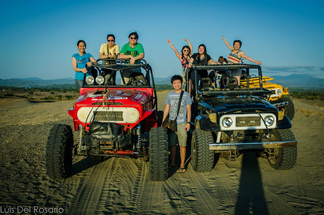 Paoay Sand Dunes - Renz Cheng