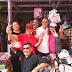 Luar Biasa!!! Lagi, R3D Blusukan ke Pasar Langowan
