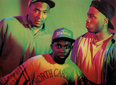 A Tribe Called Quest: Studio Albums (1990-2016)