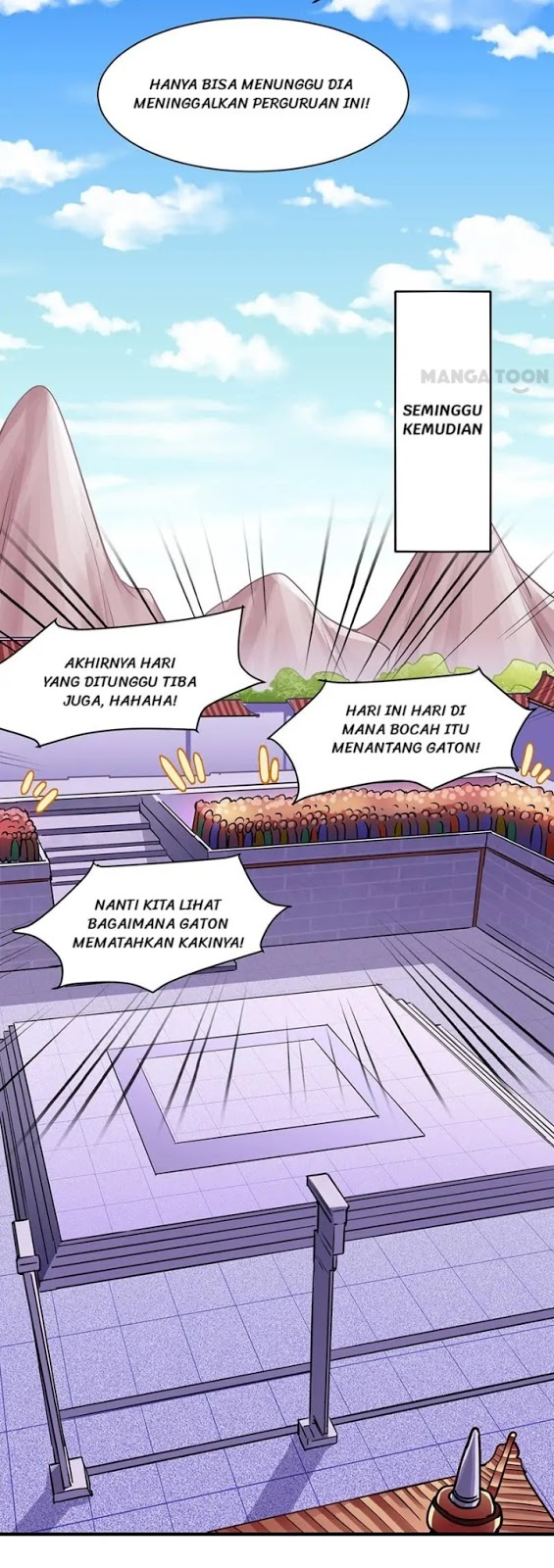 Martial Arts Reigns Bahasa Indonesia Chapter 56