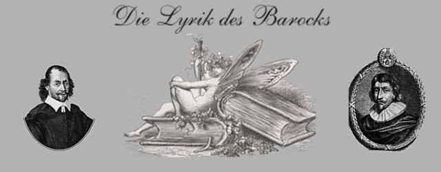 Barocke Dichter-Lyrik