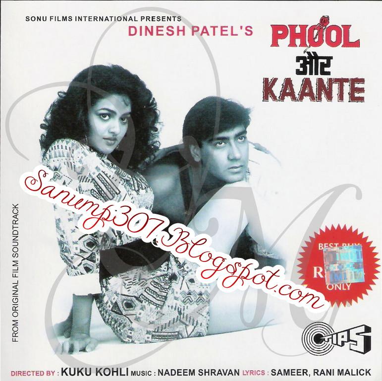 Kumar Sanu All Mp3 Song Phool Aur Kaante 1991 320 Kbps Vbr Mp3 Song Ost