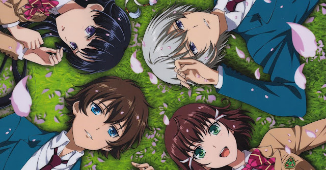 valvrave fi 10 Anime Dengan Unsur NTR Terbaik Bagian I