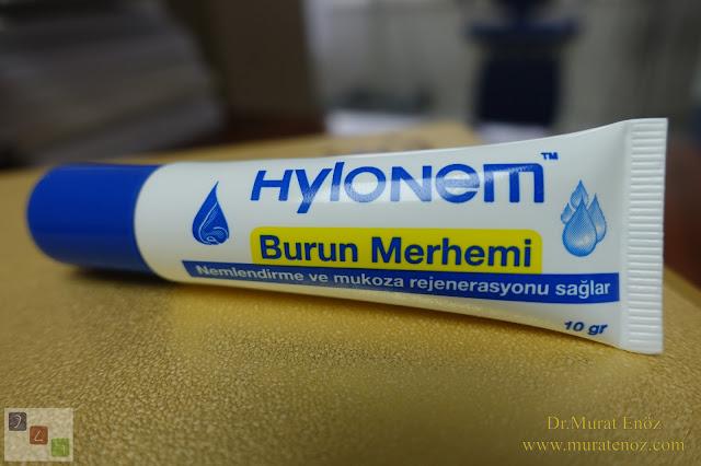 Hylonem Burun Merhemi - Burun Nemlendirici - Burun Kuruluğu Tedavisi İçin İlaç - Burun Nemlendirici İlaç