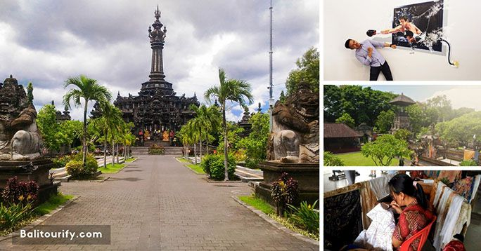 Denpasar City Tour Package - Half Day Bali City Sightseeing Tours, Denpasar Bali Indonesia, Things to do in Denpasar, Day trips itinerary, Bali Driver Hire, Bali Tours and Activities