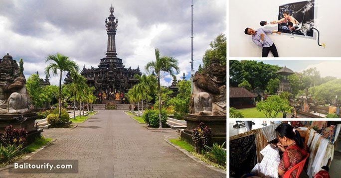 Bali Denpasar City Tour 2021