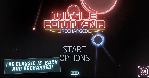 Missile Command: Recharged Apk Free on Android Game Download
