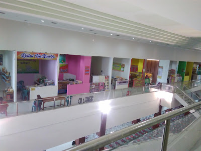 Gedung Pusat Promosi Potensi Daerah (GPPPD/GP3D) atau bekas Omah Lowo Sukoharjo wisataarea.com