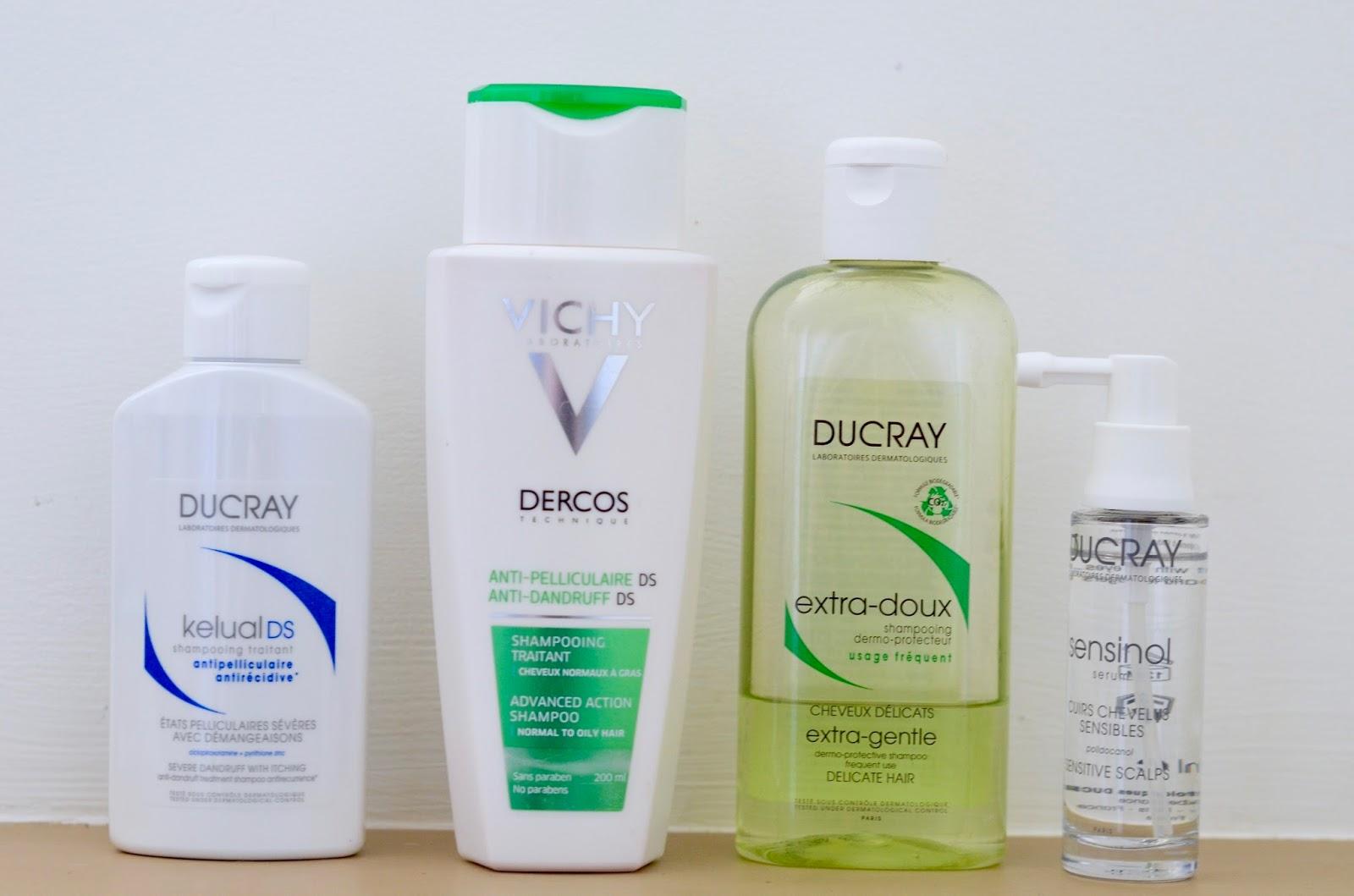 shampoing dermite séborrhéique