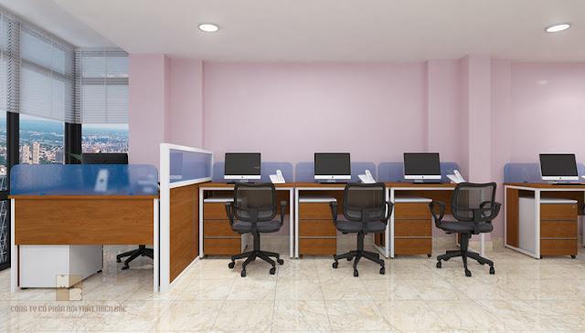 Xu hướng thiết kế văn phòng hiện đại được ưa chuộng hiện nay - H2