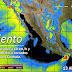 Para este jueves se prevén tormentas fuertes con granizo en regiones de Chihuahua.