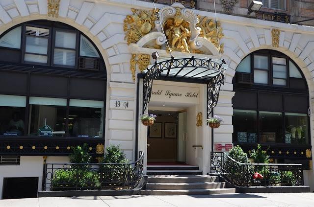 Herald Square Hotel em Nova York