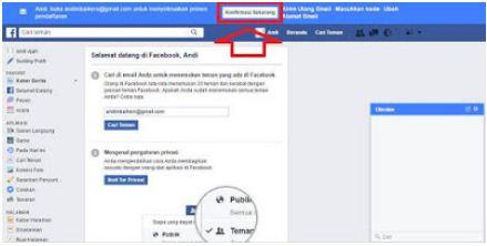 Cara masuk ke facebook.com