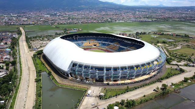 Kerusakan Stadion GBLA