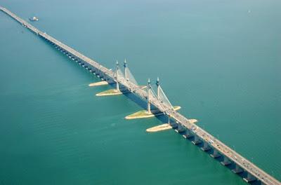 Pengalaman Menyebrang Jembatan Pulau Penang
