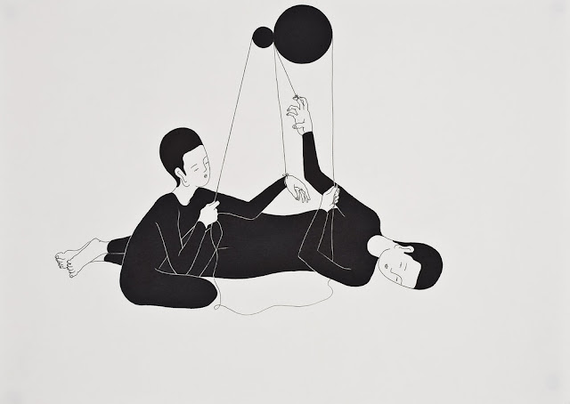 "Moonassi - ""Leaning on(against) your will"" - 2009 