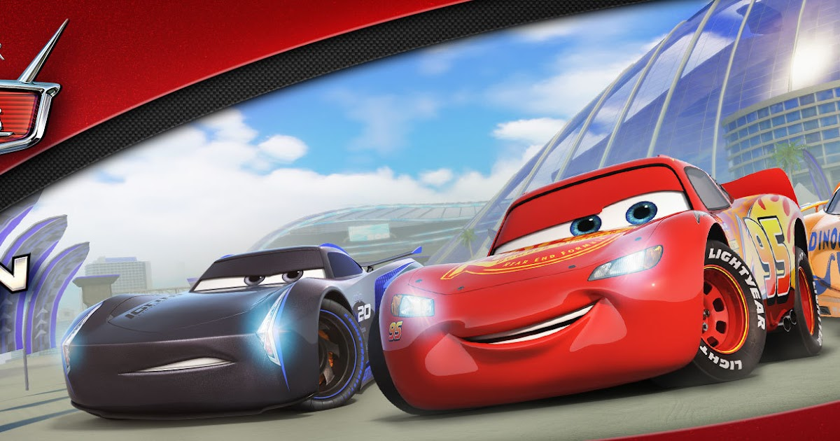 take a look at the cars 3 driven to win video game