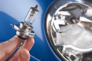 ampoule de phare de voiture