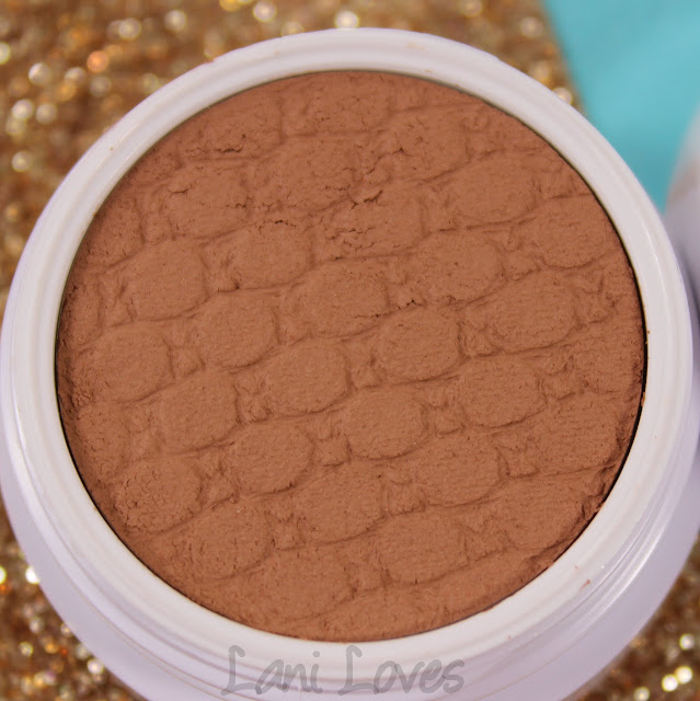 ColourPop Super Shock Shadow - Cornelious Swatches & Review