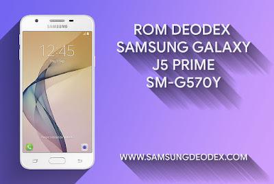 ROM DEODEX SAMSUNG G570Y