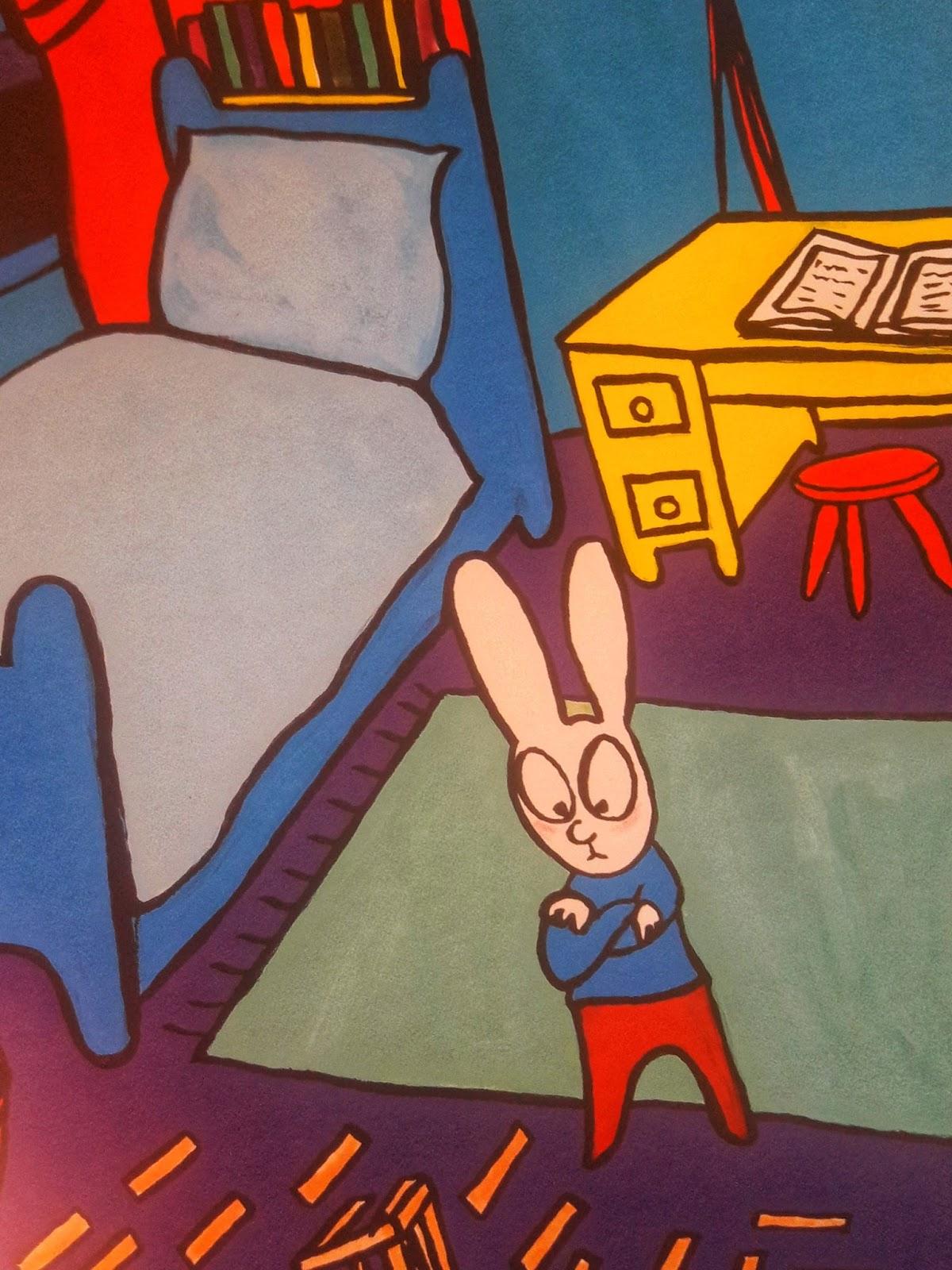 Famiglia tuttofare letture per bimbi le avventure del coniglio